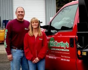 Roger & Sue McCarthy