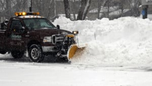 snow removing services